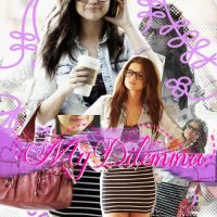 Blend Selena Gomez #10 by VicGomezEditions