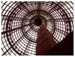 Melbourne Central - 1 by Lilithia