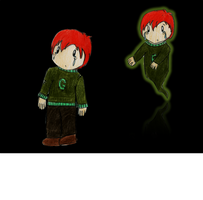 Fred and George - it's not the same by GoldenPhoenix75