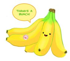 Thanks a Bunch by DoomCMYK
