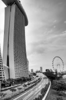 Marina Bay Sands 03 - HDR by kentnek