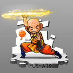 Dragon Ball - Krillin by FuShark