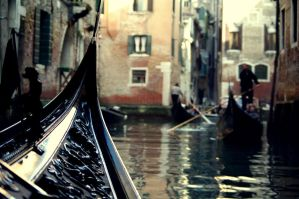 Venice by elinelle