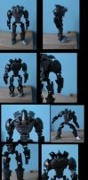 bionicle: kyro-bot by CASETHEFACE