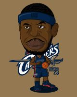 LeBron James by JDog0601
