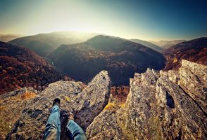 Top of the world by Bojkovski