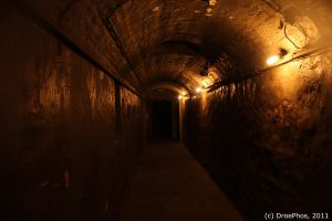 The Tunnel by DroePhos