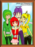 Humanized Teletubbies by Princess-CoCo-154