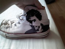 Ted Bundy Chucks by Death-by-Exile