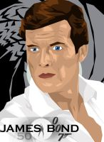 Project Bond 50: James Bond RM by DoctorRy