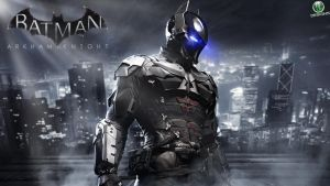 The THREAT, Arkham Knight by NO-LooK-PaSS
