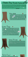 Tree Trunk Tutorial by TIG3RR0S3