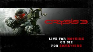 Crysis 3 Wallpaper by Poser96