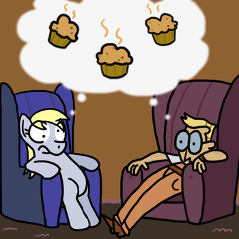 The Muffin Lords by Mettauro