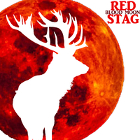Design Class: CD Cover- Red Stag by kaytie95