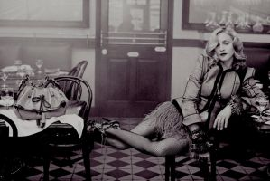 Madonna Vuitton Outtake by anhell2005