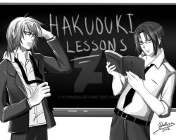 Hakuouki Lessons by StarRisa