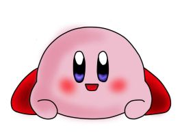 Kirby colored by moobroz1