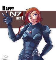 Happy N7day ! by Salayanara