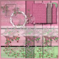 Jewlery Scrap Kit by ArtandMore