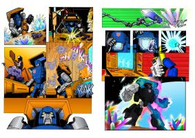 BotScouts Pages 1 and 2 colours by Gambits-Wild-Card