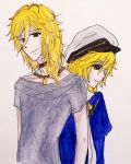 Request: Yohioloid and Oliver by Rizumi-Asuka-chan