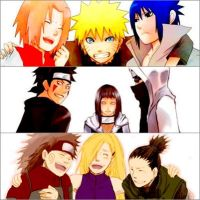 what is your favorite naruto squad? by AntiCosmo96