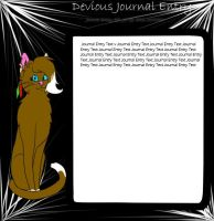 Journal Skin Request for Awesomestar101 by Your-10-Last-Words