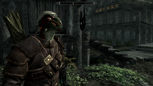 Skyrim Character- Marcelious by Fundz64