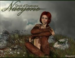 Naeyene- EQ druid by macarthurfamily