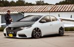 Honda Civic 2012 by KTBTuning