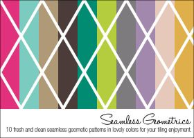 Seamless Geometrics 8 by drgirlfriend