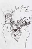 Katekyo Hitman Reborn - Tsuna #1 ~ Part 1(Normal) by ulTrawaZer
