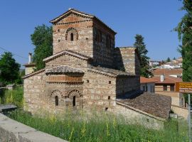 Ay. Stefanos Church, Kastoria by bobswin