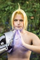 Edward Elric by FMA by Baku-Project