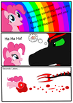 Pinkie Pie's Message to Kids by WarlordPete