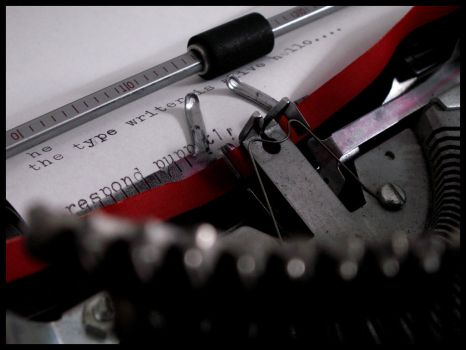 Type Writer by capoclan