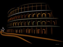 A Night In Rome by Zero2G