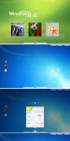 Windows 8 Concept by Vanja1995
