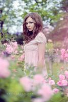 Wild roses II by onechristina