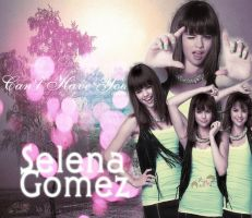 SELENA GOMEEZ BY ALE by DDLoveEditions