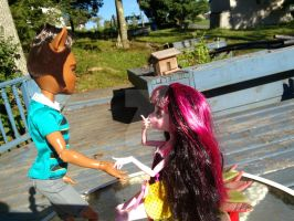 Clawd proposal by monster-high1600