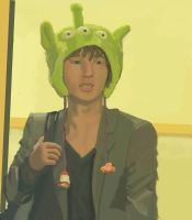 Yesung 2 by kittyness21