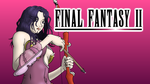 Final Fantasy II - Let's Play Title Card by Sephiroth7734