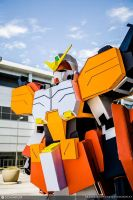 Heavy Arms -  Anime Expo 2014 by d-slim
