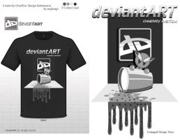 Creativity Overflow Design by reyjdesigns