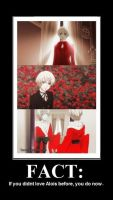 You gotta love Alois by RightgeousRory