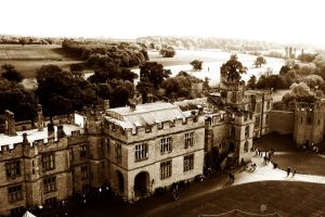 Warwick castle by MichelleHaslam