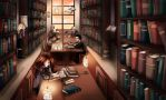 Library love by Farbtropfen