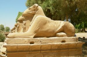 egyptian statue 5 by tailcat